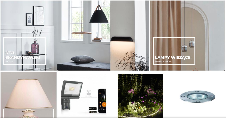 Lumigo i aranżacje lamp i oświetlenia